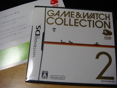 GAME&WATCH COLLECTION2
