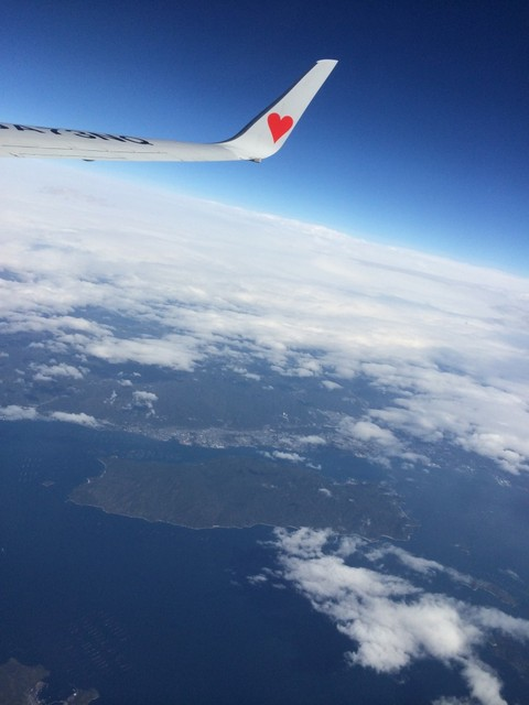 SKY401からみる宮島