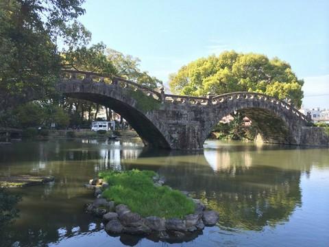 長崎県諫早市 眼鏡橋