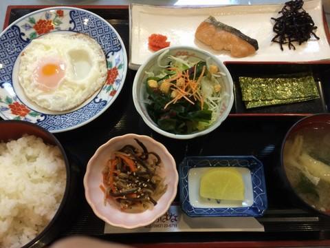 諫早ターミナルホテルの朝食