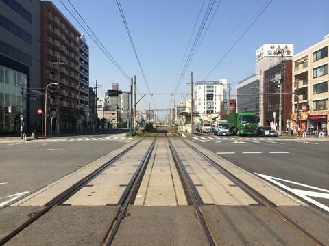 阪堺電車 路面