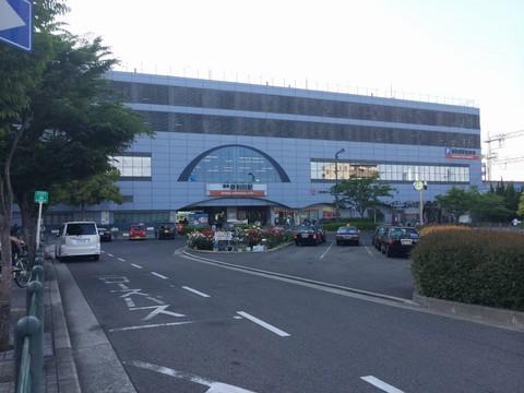 南海 岸和田駅